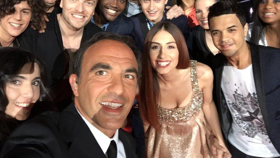 Les Stars de The Voice souhaitent un joyeux anniversaire à Nikos Aliagas
