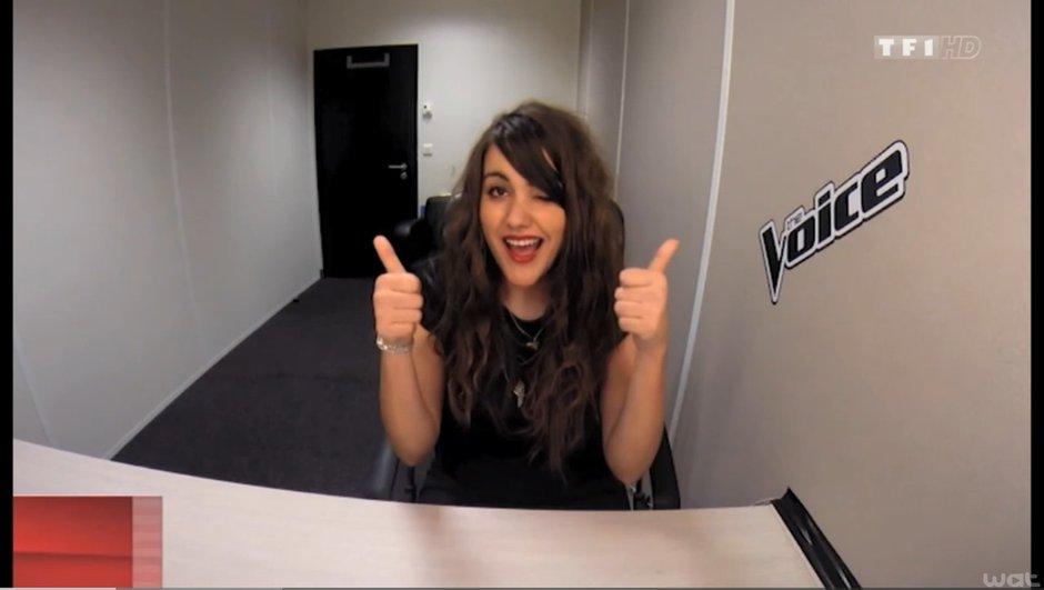 """The Voice 3 - Marina d'Amico : """"Je veux voir briller les yeux du public"""""""
