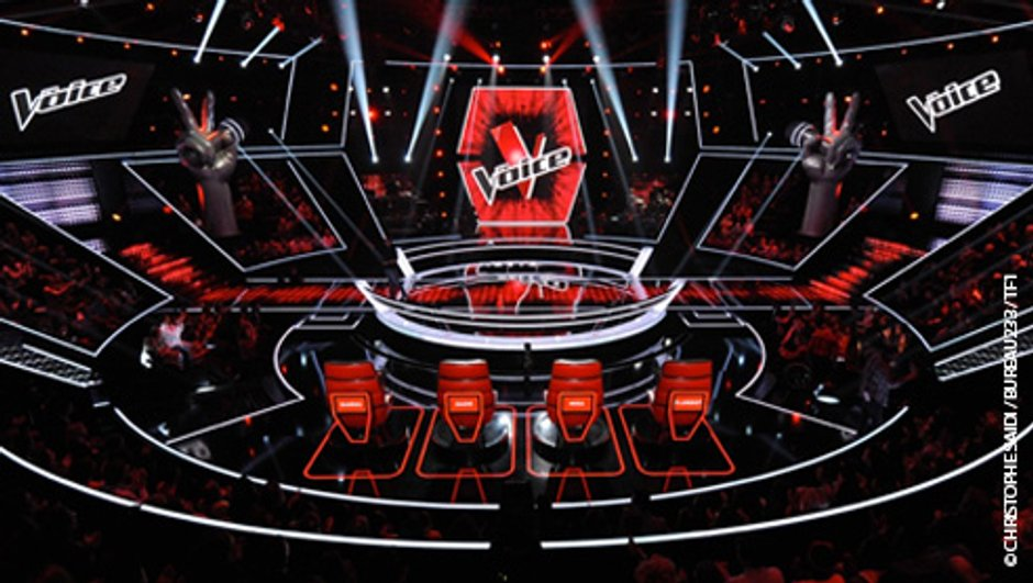 The Voice:  mode d'emploi !