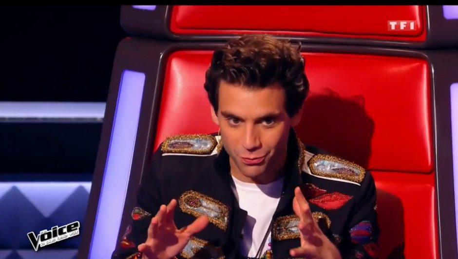 Mika, le baryton de The Voice