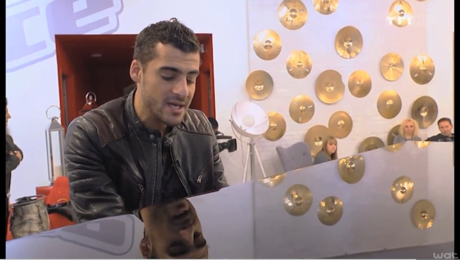 """The Voice 3 - Jérémy Ichou vs Daft Punk : qui préférez-vous sur """"Get Lucky"""" ?"""
