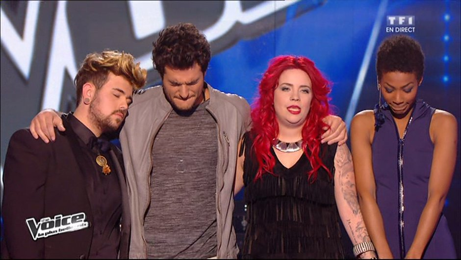 The Voice 3 : La Petite Shadé, Amir, Manon : Jenifer est dingue de son trio final !