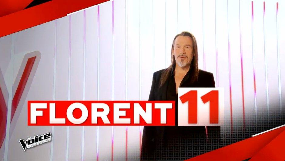 The Voice 4 - Règle n°1 : Ne jamais provoquer Florent Pagny en duel...
