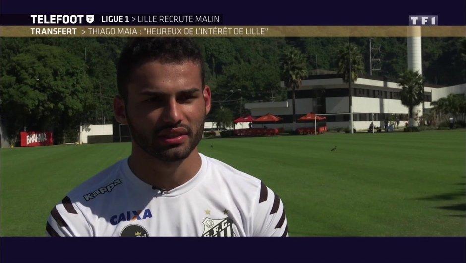[Exclu Téléfoot 25/06] - Mercato : Lille, le PSG et Chelsea intéressés par Thiago Maia