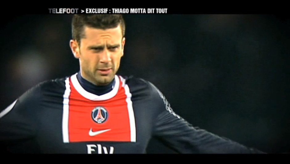 PSG : Thiago Motta, le roc au grand coeur