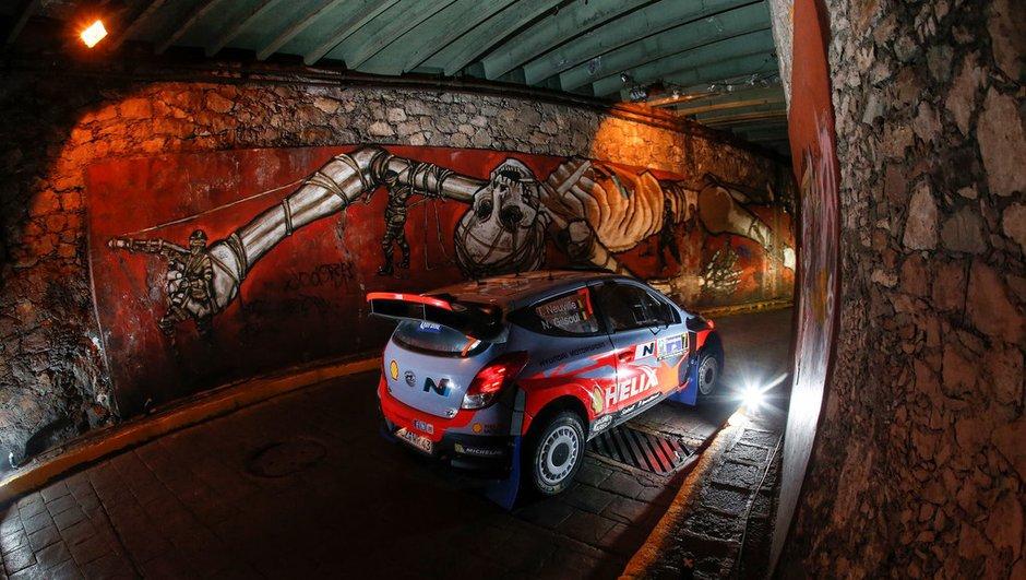 WRC - Rallye d'Allemagne : Neuville sacré pour la première fois !