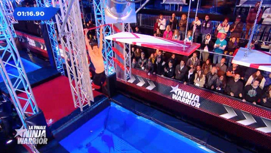 Thomas Hubener gagnera-t-il Ninja Warrior ?