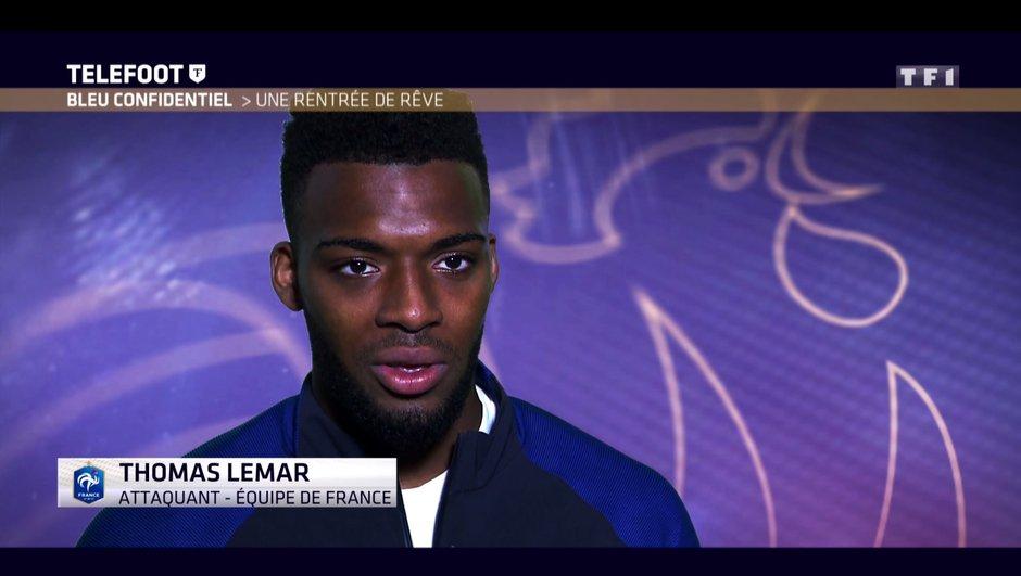 [EXCLU Téléfoot 03/09] Bleus condientiel : Grande première pour Mbappé et Lemar avec les Bleus