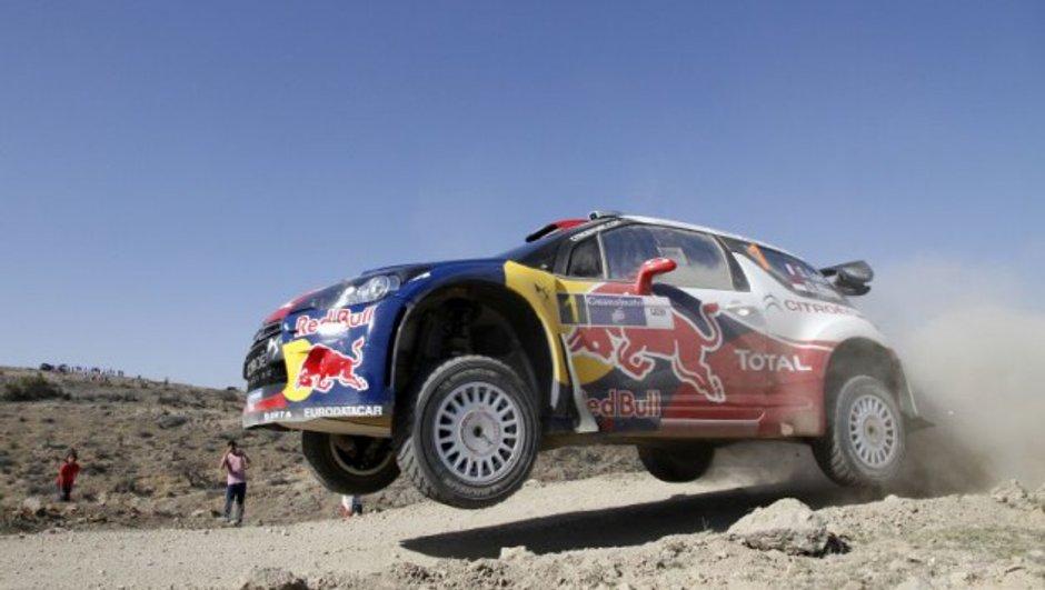 WRC - Rallye du Mexique : Loeb prend ses aises