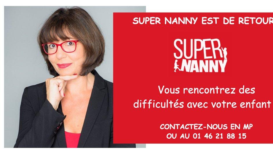 APPEL A CASTING : Super Nanny revient !