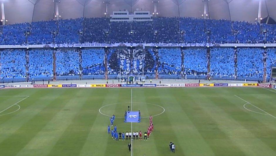Vidéo insolite : L'incroyable tifo Mortal Kombat au Qatar
