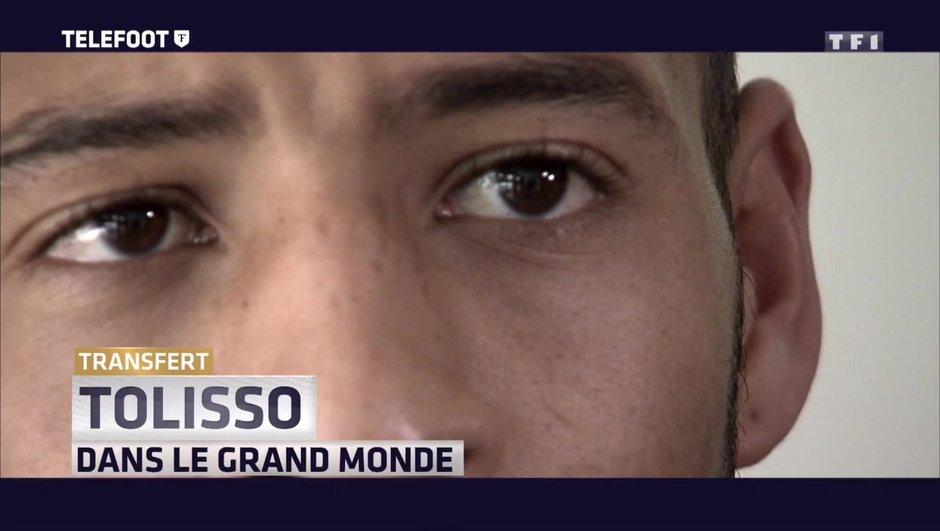 """[Exclu Téléfoot 18/06] - Tolisso : """"L'objectif c'est de m'intégrer et être titulaire avec le Bayern"""""""