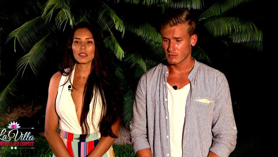 La Villa : La Bataille des Couples – Tom et Hagda éliminés, ils reviennent sur leur séparation (EXCLU)