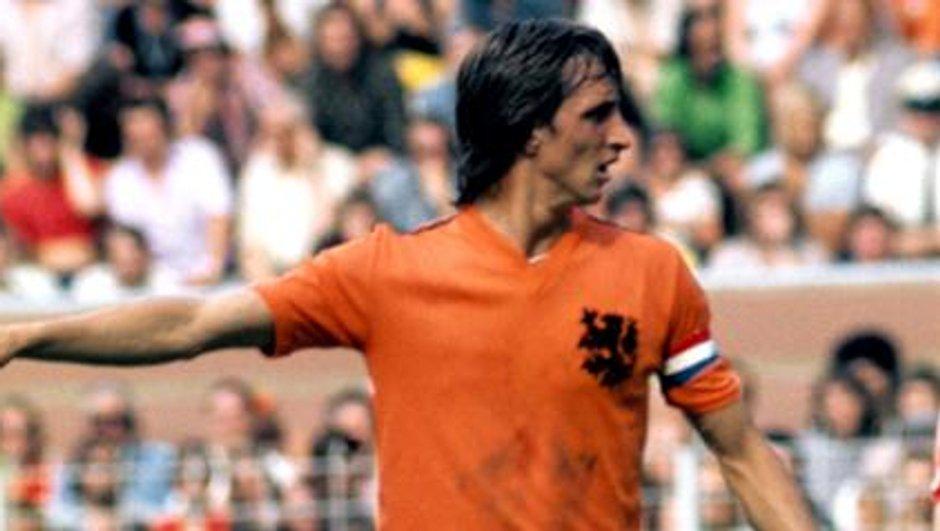 Coupe du Monde : Cruyff voit l'Espagne favorite pour la finale