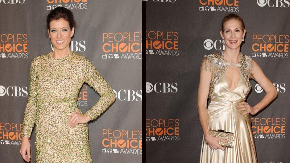 Top Flop spécial séries télé : Kelly Rutherford vs. Kate Walsh aux People's Choice Awards