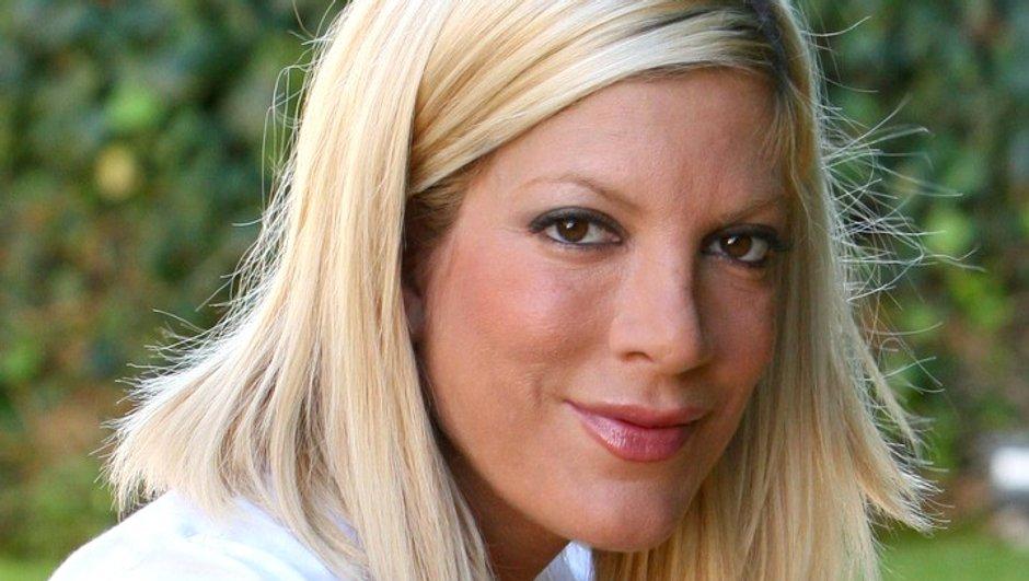Tori Spelling à l'hôpital : une santé fragile