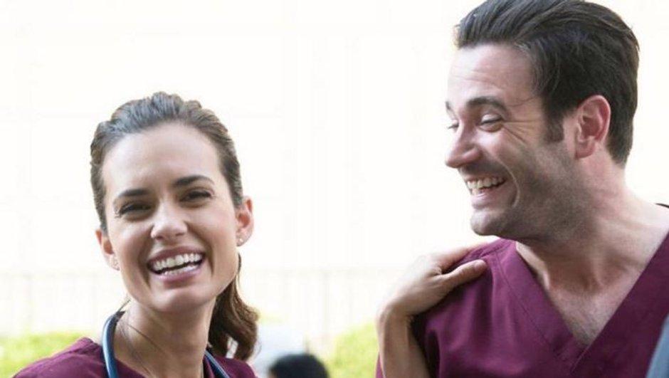 Chicago Med : comment Torrey DeVitto et Colin Donnell ont préparé les rôles de Nathalie et Connor