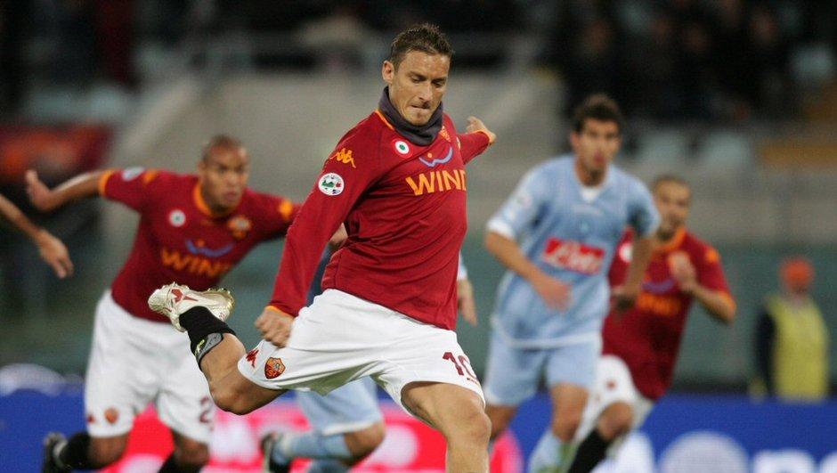 AS Rome : Qui est le meilleur coéquipier qu'ait connu Totti ?
