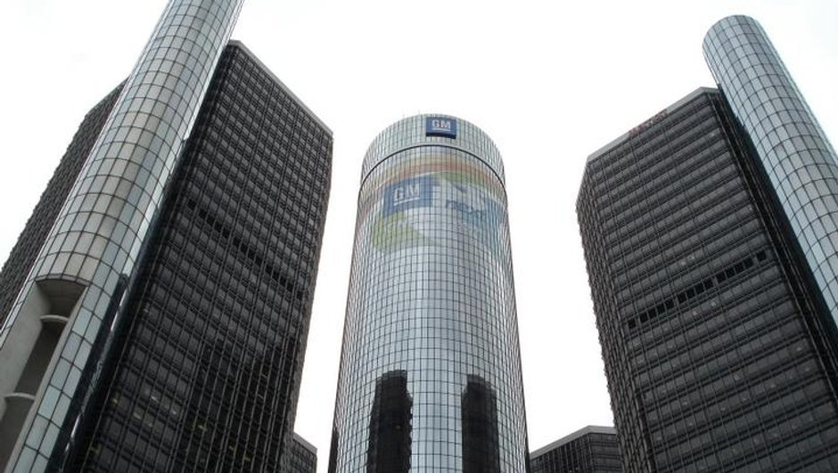 General Motors supprime 10.000 postes