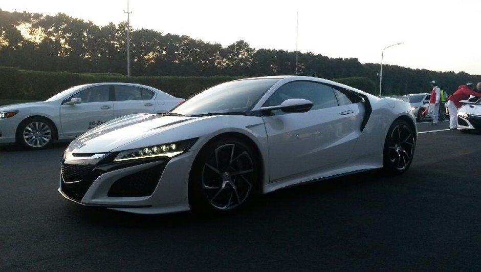 Automoto : la nouvelle Honda NSX en exclusivité ce dimanche 1er novembre !