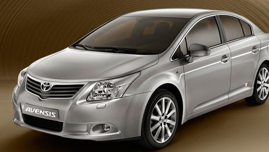 Toyota a produit sa 3 millionnième voiture en Grande-Bretagne