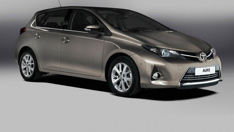 Mondial de l'Auto 2012 : une nouvelle Toyota Auris acérée