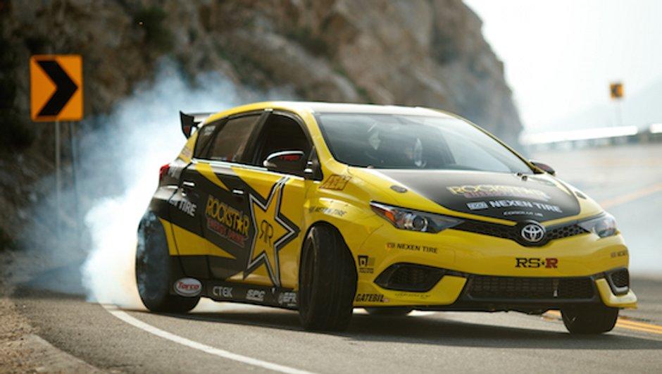 Une Toyota Auris de 1000 chevaux pour le championnat américain de drift
