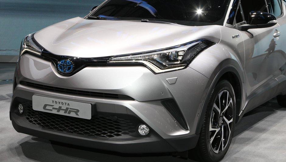 Salon Genève 2016 : Toyota C-HR, le renouveau du SUV nippon