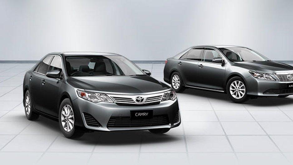 Toyota mettra fin à sa production en Australie d'ici fin 2017