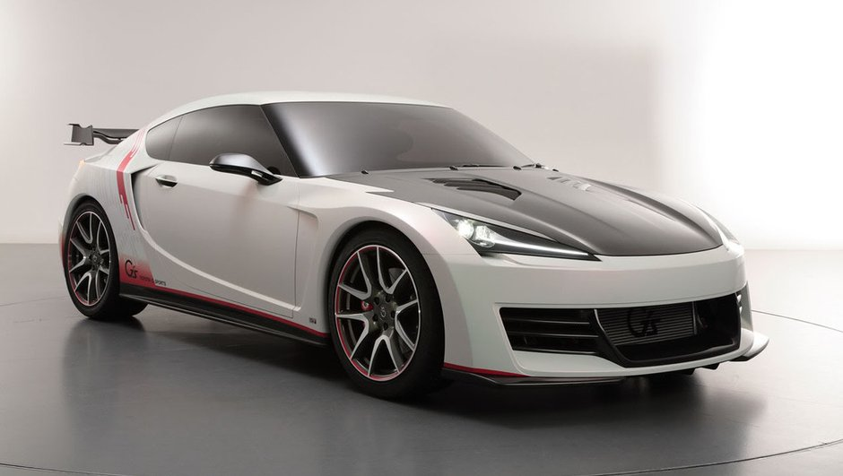 Toyota 86 : la future sportive prévue en novembre 2011 !