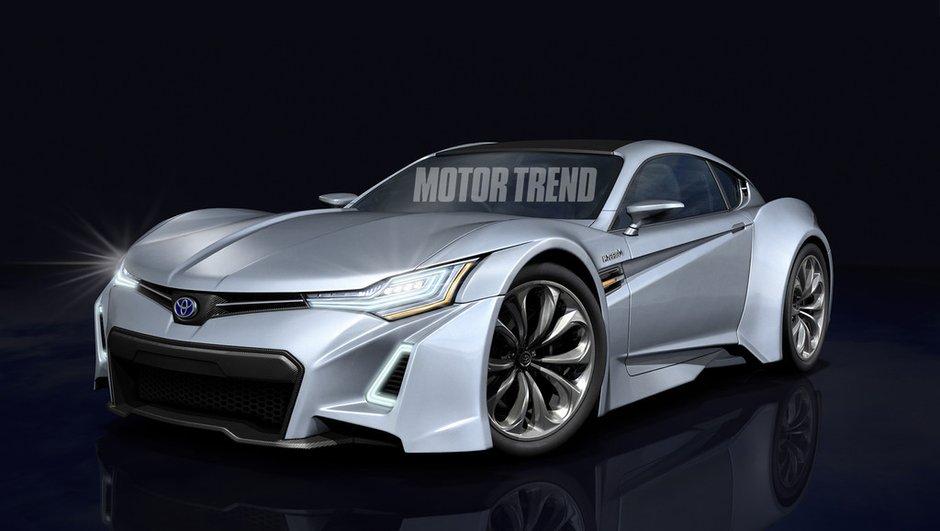 Toyota et BMW sur le projet d'une GT86 ?