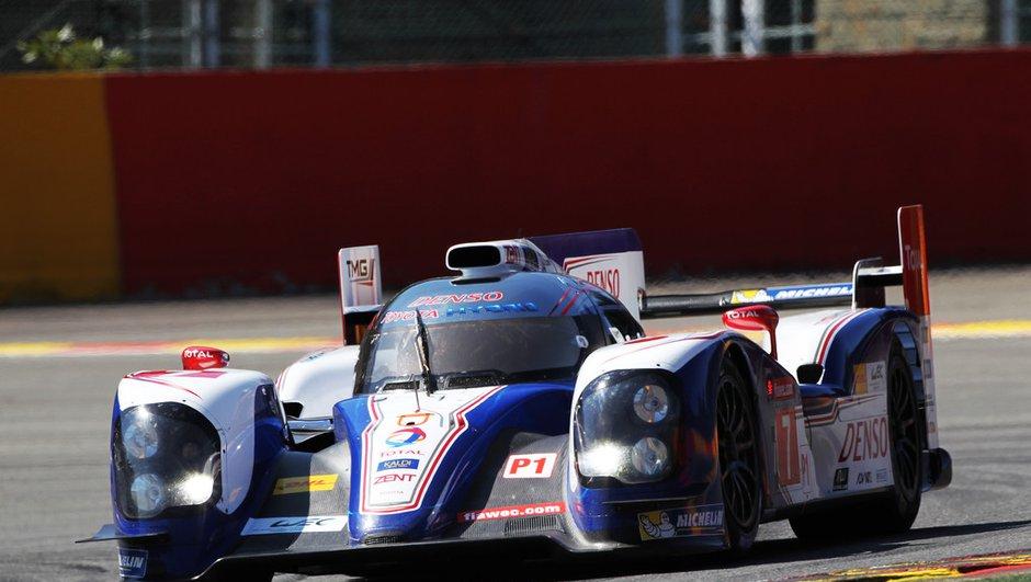 24h du Mans 2013: Le pessimisme de Toyota