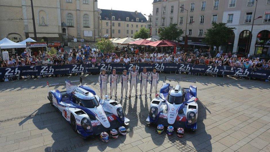 WEC 2014 - Endurance : Le programme des 24 Heures du Mans