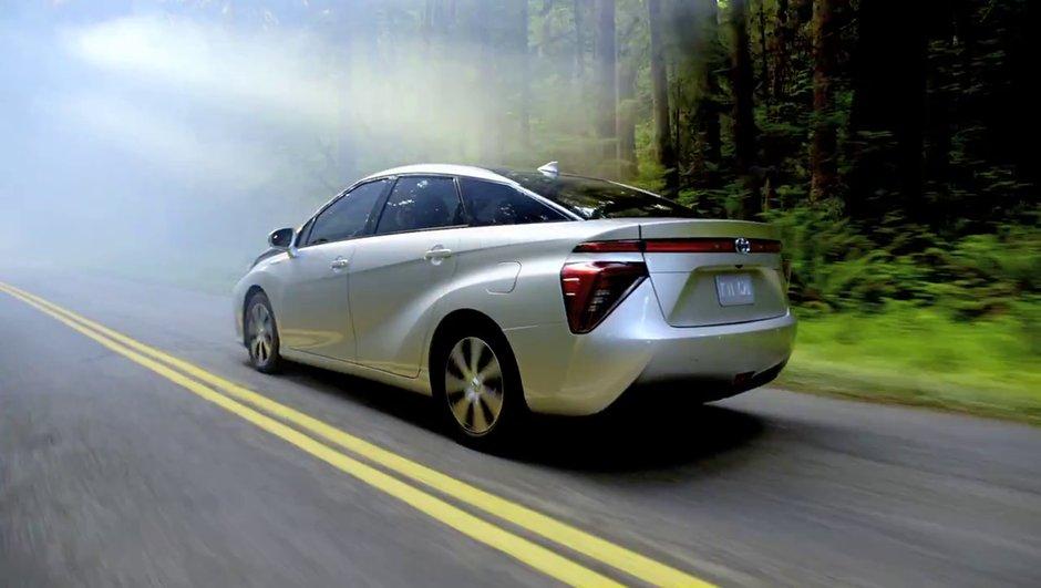 Voiture Autonome : Toyota investit dans le véhicule du futur