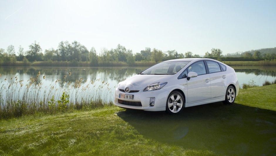 La Toyota Prius, reine des ventes au Japon en 2009
