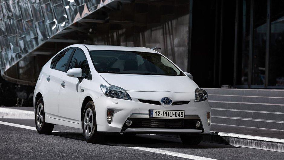 Toyota lance le rappel de 1,9 million de Prius dont 15.600 en France