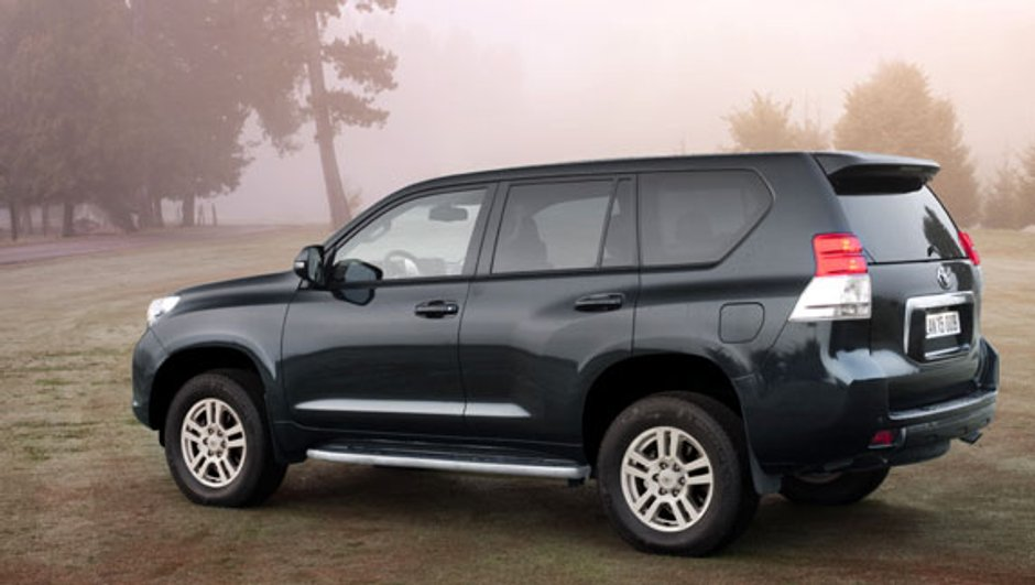Des Toyota Land Cruiser rappellés !