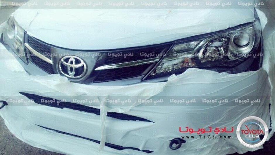 Mondial de l'Auto 2012 : le futur Toyota RAV4 2013 débusqué
