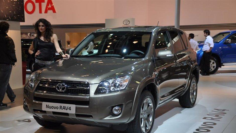 Toyota RAV4 2.2 D-4D : La fin du malus pour les 4X4 ?