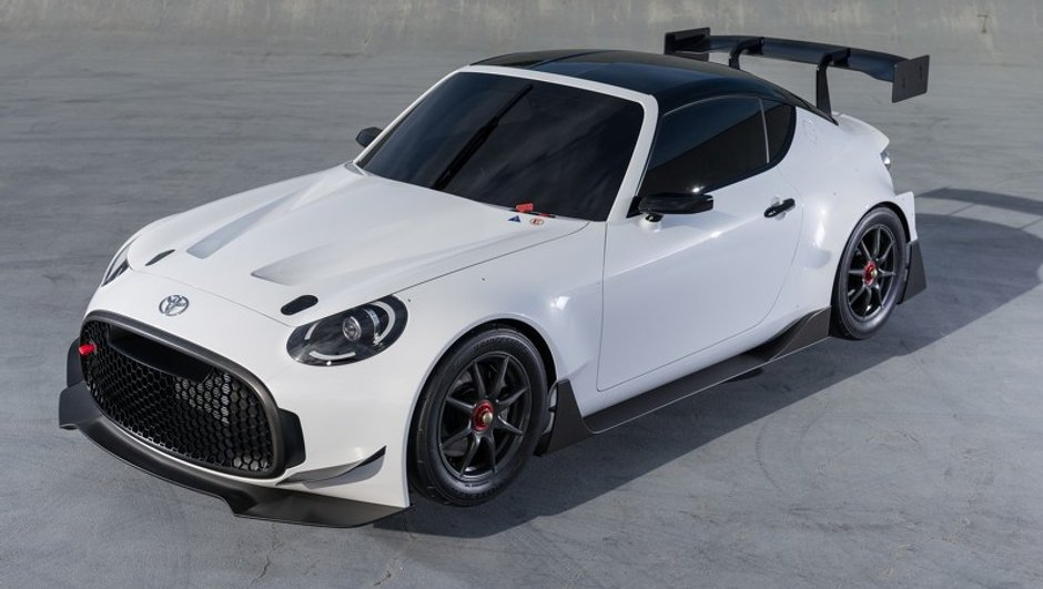 Toyota S-FR Racing Concept : une voiture de course de poche