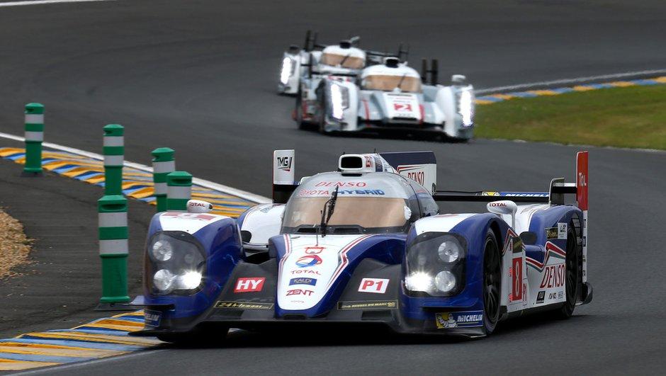 Endurance - Essais 6 Heures de Sao Paulo : Toyota domine Audi
