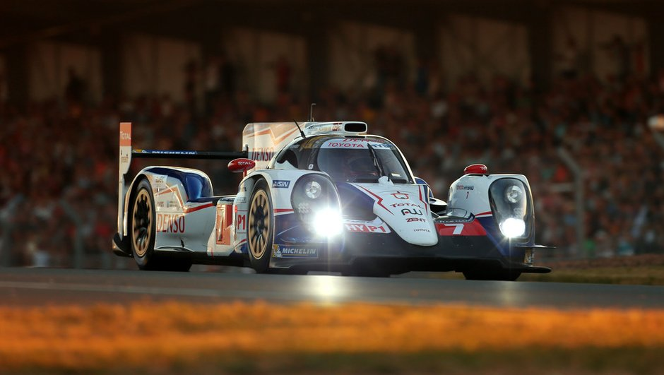 24 Heures du Mans 2014 : Abandon de la Toyota n°7, Audi récupère la tête
