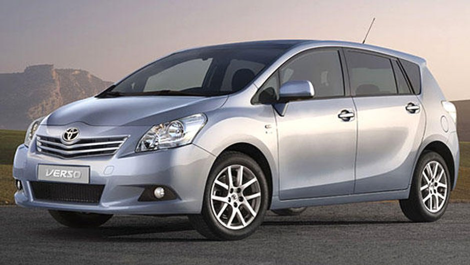 Genève 2009 : Toyota Verso : nouvelle génération du monospace