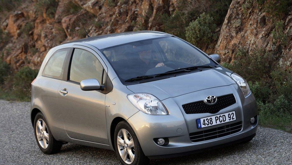 Rappel : 6,8 millions de Toyota concernées, dont 110.000 en France
