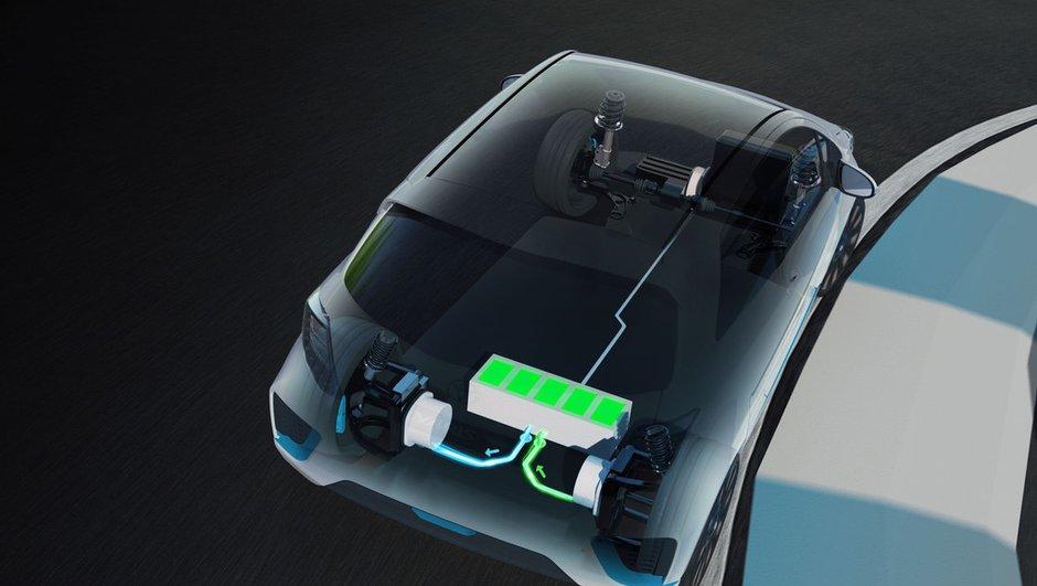 Toyota Yaris Hybrid-R Concept 2013 : les 420 chevaux expliqués