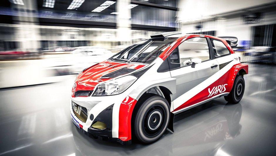 WRC : Toyota officiellement de retour en 2017