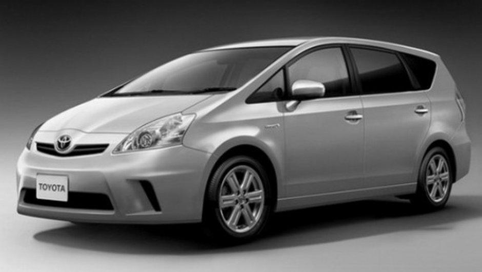 Premier aperçu du monospace Toyota Prius ?
