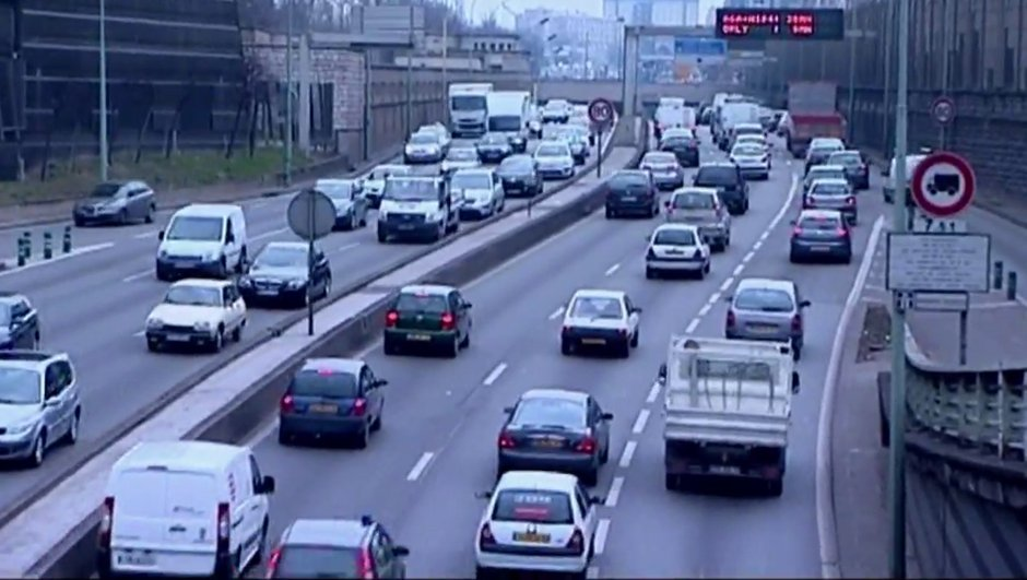 Paris : objectif limite de 30 km/h et une chasse au diesel