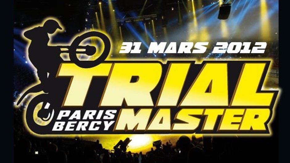 Evènement : Trial Master à Paris Bercy