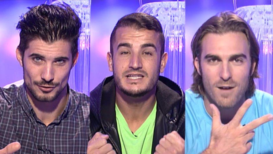 #VineDesNominés : Quel garçon quittera la maison vendredi ?